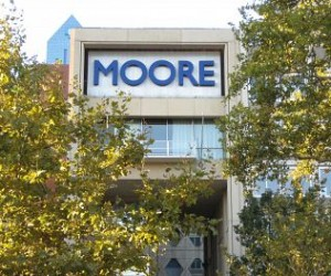 Campus image of Moore College of Art and Design